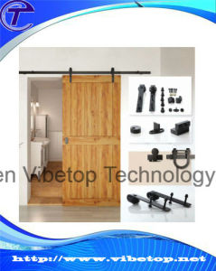 Wooden DIY Barn Slidiing Door Hardware (BDH-12) pictures & photos