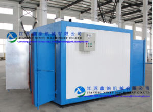 Diesel Curing Oven for Powder Coating pictures & photos
