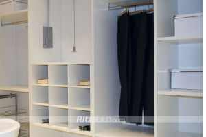 China Customized Made Good Price Wooden Closet Organizers pictures & photos