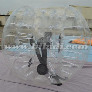Outdoor Clear Bubble Soccer, Knocker Ball, PVC Bubble Football D5095 pictures & photos