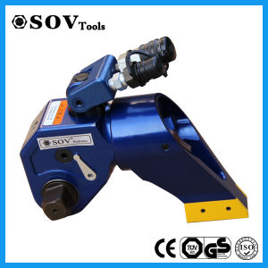 CE Certificate Square Drive Hydraulic Torque Wrench pictures & photos