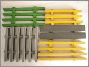 Light Weight Composite Fiberglass GRP FRP Bar Grating pictures & photos