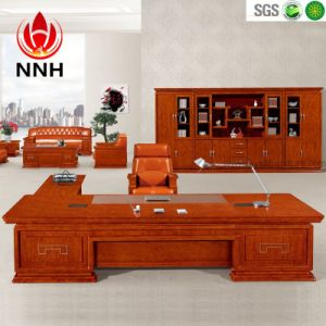 Modern Executive Desk Office Desk Wooden Desk Office Table pictures & photos
