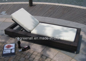 Rattan Used Chaise Lounge pictures & photos
