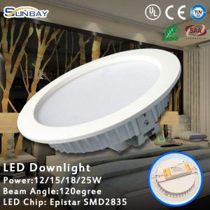 LED Downlights 5W CE RoHS Foshan Factory