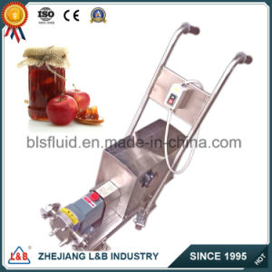 L&B Stainless Steel Rotary Lobe Pump Usage and Rotary Pump for Paste pictures & photos