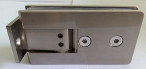 Hot Designs Solid Brass Glass Door Hinge (ESH-501) pictures & photos
