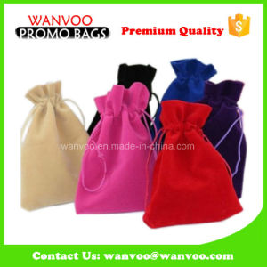 Factory Manufacturer Jewelry Posh Bag for Packaging pictures & photos