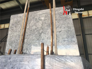 Chinese Stone Slabs Origin Prague Grey Marble for Flooring/Wall Cladding pictures & photos