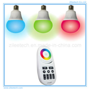 RGBW Dimmable Remote Control Magic LED Light