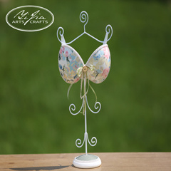 15qy9513 Home Decorative Bra Exhibitor Jewelry Holder pictures & photos