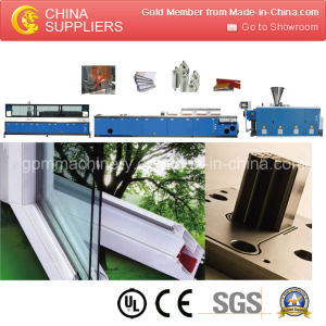 High Quality PVC Profile Extrusion Line pictures & photos