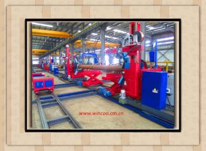 Automatic Welding Machine for Pipe Flanges pictures & photos