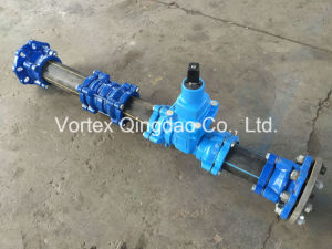 Resilient Seated Gate Valve for PE/PVC Pipe pictures & photos