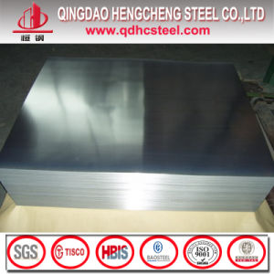 Cold Rolled 2b 304 316L Stainless Steel Sheet pictures & photos