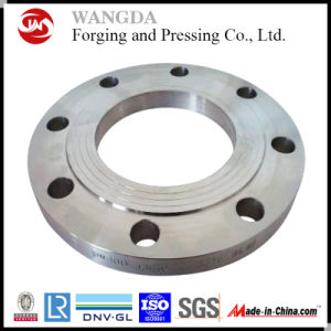 Carbon & Stainless Steel Forged Slip on Flange ASME B16.5 150lbs pictures & photos