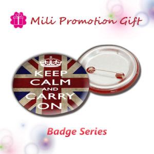 40 Iron Bottom 4c Paper Print Logo Button Badge pictures & photos