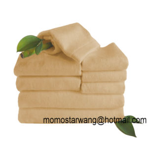 Promotional Healthy Bamboo Bath Towel Bath Sheet pictures & photos