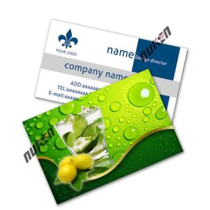 China Pet Animated 3D Lenticular Business Card China 3D