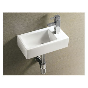 Square Wall Hung Bathroom Sink for Hotel Project pictures & photos