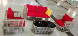 Leisure Sofa Rattan Table Outdoor Furniture-111 pictures & photos