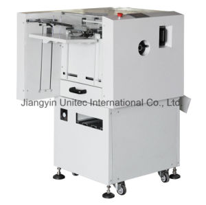 Automatic Paper Punching Machine High Speed Notebook Paper Hole Punching Ap-300 pictures & photos