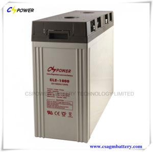 Solar Panel/Maintenance Free/ VRLA /AGM Battery 2V600ah pictures & photos