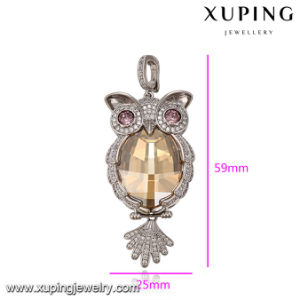 32906 Fashion and Elegant Pendant From Swarovski Jewelry for Women pictures & photos
