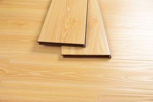 12mm Embossed Parquet Laminate Flooring pictures & photos