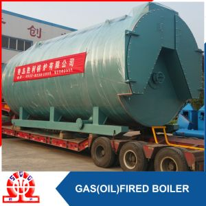 Qingdao Shengli Made New Product Wns Steam Boilers pictures & photos