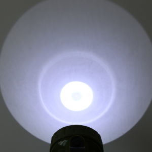LED Household Flashlight Intensive Searchlight for Outdoor Camping pictures & photos
