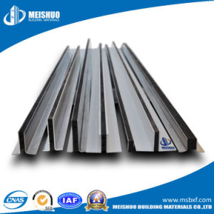 Watertight Aluminum Building Movement Joints for Ceramic Tile pictures & photos