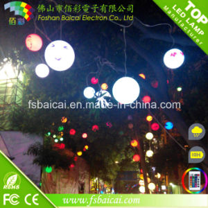 Waterproof Rechargeable LED Ball with DMX pictures & photos