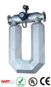 Coriolis Mass Flowmeter with Temperature and Density Displaying pictures & photos