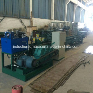 Horizontal Continuous Casting Plant for Copper, Brass, Bronze pictures & photos