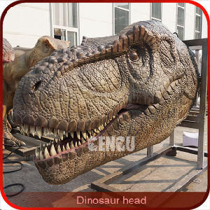 High Simulation and High Quality Dinosaur Head for Sale pictures & photos