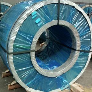 Ba One Side Cold Rolled Mill Edge 201 Stainless Steel Coil pictures & photos