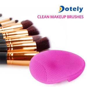 Clean Makeup Brushes Silicone Cosmetis Brush for Pore Cleanser pictures & photos
