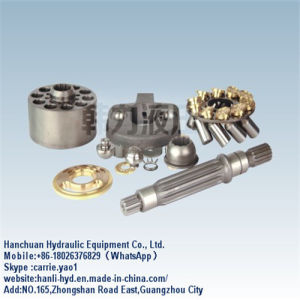 Rexroth Hydraulic Spare Parts, Repair Kits for Excavator (A10VSO16/18/28/45/71/100/140) pictures & photos