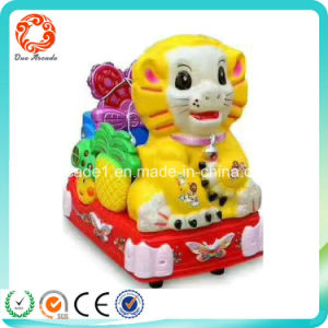 Coin Pusher Type Arcade Amusement Park Animal Kiddie Ride Shaking Game Machine pictures & photos
