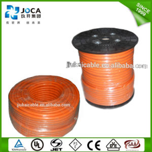 China OEM Factory Flexible PVC Insulated Copper Welding Machine Cable pictures & photos