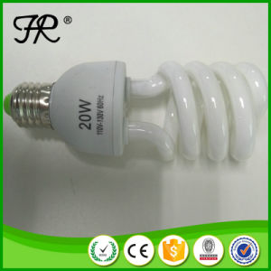 2017 Half Spiral 20W Wholesale CFL Bulbs for Sale pictures & photos