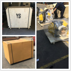 Jqh 10*24 Air Hoist Used for Lifting Heavy Cargo pictures & photos