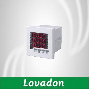 China Supplier Lt194e-3K4 Three Phase Digital Multimeter Digital Panel Meter pictures & photos