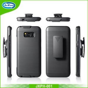 High Quality Combination with Kickistand Holster Combo Case for Samsung S8 pictures & photos