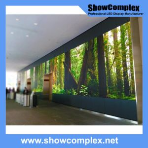 Indoor Full Color LED Video Display for Advertisement with Aluminum Panel (480*480mm pH2.5) pictures & photos