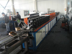 Full Automatic Cross T Bar Roll Forming Machine pictures & photos