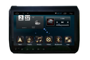 Android 6.0 System Car DVD GPS Navigation for Peugeat 2008 2014