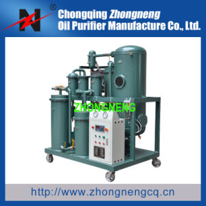 Used Hydraulic Oil Purifier, Vacuum Lubricant Oil Refinery Factory pictures & photos