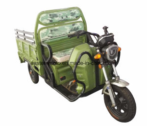 2017 Factory Hot Sales The Latest Design Electric Tricycle pictures & photos